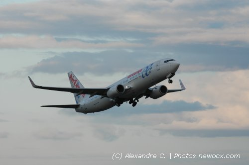 Photo avion EC-JEX : Boeing 737 Next Gen de la compagie Air Europa (Paris Orly (LFPO))