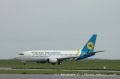 Miniature photo spotting Boeing 737 Ukraine International Airlines UR-GAH - Cliquez pour agrandir