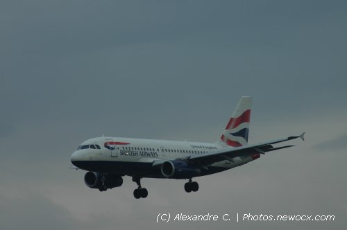 Photo avion G-EUPD : Airbus A319 de la compagie British Airways (Geneva Geneve-Cointrin (LSGG))