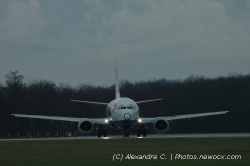 Photo avion G-LGTG : Boeing 737 de la compagie British Airways (Geneva Geneve-Cointrin (LSGG))
