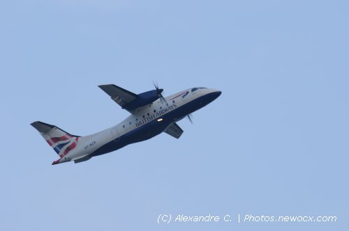 Photo avion OY-NCK : Dornier 328 110 de la compagie British Airways (Bruxelles (EBBR))