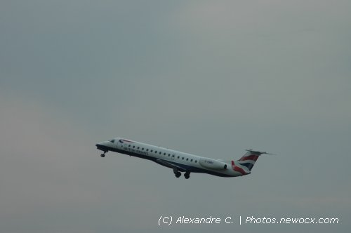 Photo avion G-EMBC : Embraer 135 145 de la compagie BA Connect (Paris Charles de Gaulle (LFPG))