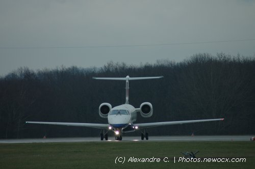 Photo avion G-EMBN : Embraer 135 145 de la compagie BA Connect (Geneva Geneve-Cointrin (LSGG))