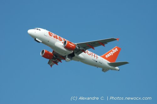 Photo avion G-EZIR : Airbus A319 de la compagie Easyjet (Paris Orly (LFPO))