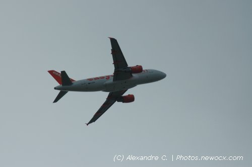 Photo avion G-EZYR : Boeing 737 de la compagie Easyjet (Paris Orly (LFPO))