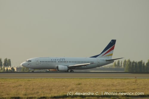 Photo avion F-GIXE : Boeing 737 de la compagie Europe Airpost (Paris Charles de Gaulle (LFPG))