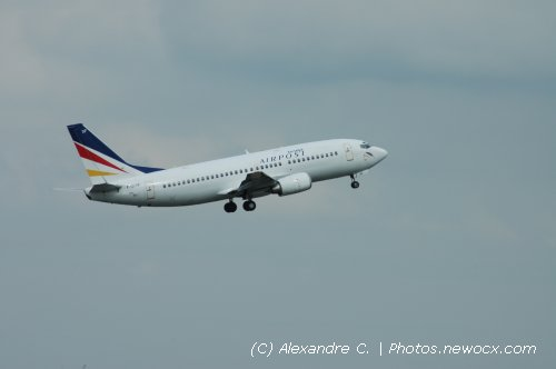 Photo avion F-GIXF : Boeing 737 de la compagie Europe Airpost (Paris Charles de Gaulle (LFPG))