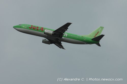 Photo avion CN-RPB : Boeing 737 de la compagie Jet4you (Paris Orly (LFPO))