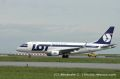 Miniature photo spotting Embraer 170 175 LOT Polish Airlines SP-LDF - Cliquez pour agrandir