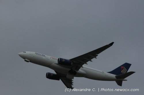 Photo avion SU-GCJ : Airbus A330 de la compagie Egyptair (Paris Orly (LFPO))