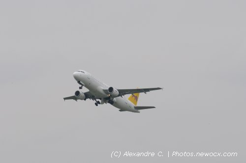Photo avion TS-IMH : Airbus A320 de la compagie Mauritania Airways (Paris Orly (LFPO))