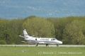 Miniature photo spotting Cessna 550B Citation Bravo NetJets Europe CS-DHG - Cliquez pour agrandir