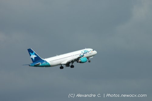 Photo avion F-GRSI : Airbus A320 de la compagie Star Airlines (Paris Charles de Gaulle (LFPG))