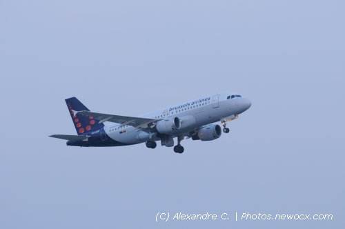 Photo avion OO-SSP : Airbus A319 de la compagie SN Brussels Airlines (Bruxelles (EBBR))