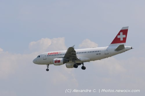 Photo avion HB-IPR : Airbus A319 de la compagie Swiss International Airlines (Geneva Geneve-Cointrin (LSGG))