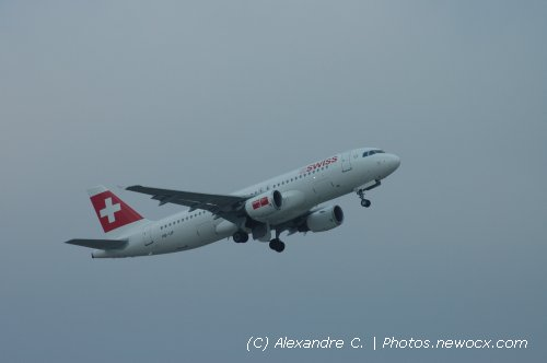 Photo avion HB-IJF : Airbus A320 de la compagie Swiss International Airlines (Geneva Geneve-Cointrin (LSGG))