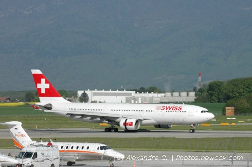 Photo avion HB-IOG : Airbus A321 de la compagie Swiss International Airlines (Geneva Geneve-Cointrin (LSGG))