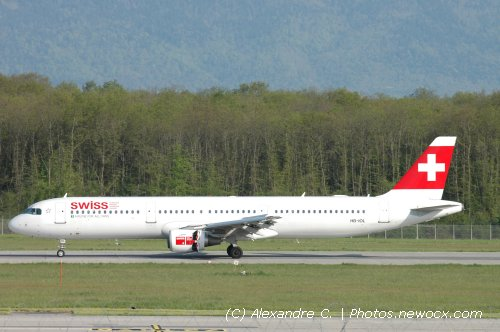Photo avion HB-IOL : Airbus A321 de la compagie Swiss International Airlines (Geneva Geneve-Cointrin (LSGG))