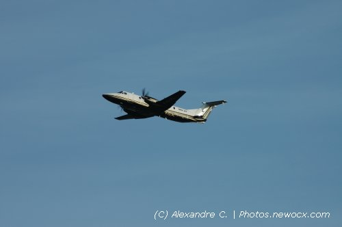 Photo avion F-GLPL : BEECH 1900D de la compagie Twin Jet (Paris Orly (LFPO))