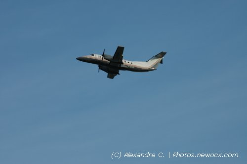 Photo avion F-GTVA : BEECH 1900D de la compagie Twin Jet (Paris Orly (LFPO))