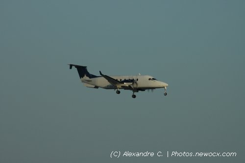 Photo avion F-GUPE : BEECH 1900D de la compagie Hex'Air (Paris Orly (LFPO))